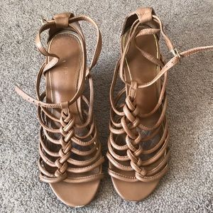 Ralph Lauren Shoes - Ralph Lauren 7.5 platforms